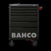 Инструментальная тележка с 6 выдвижными ящиками и защитными бортами от любого механического воздействия