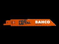 Биметаллические полотна для сабельных пил по тонкому металлу