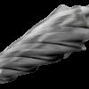 Твердосплавные бор-фрезы с конической скругленной головкой по алюминию L-AL