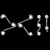 Плоскогубцы для скручивания проволоки с изогнутыми губками