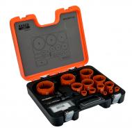 Наборы биметаллических кольцевых пил Sandflex 3834-SET-152