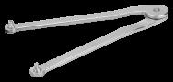 Раздвижной ключ со шпильками