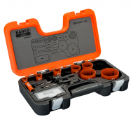 Наборы биметаллических кольцевых пил Sandflex 3834-SET-103