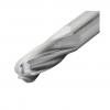 Твердосплавные бор-фрезы с цилиндрической скругленной головкой по алюминию C-AL