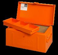Металлические ящики для инструментов