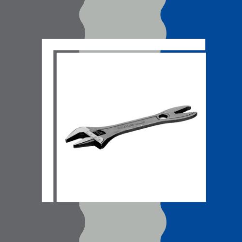 Разводной ключ с утонченными губками 31-T