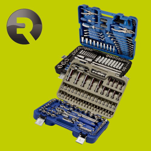 Скидки на наборы торцевых головок и универсального набора IRIMO