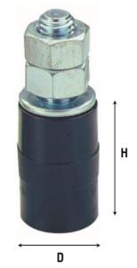 Ролик пластиковый 1580